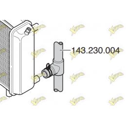 Tubo acqua radiatore gp3 3 vie