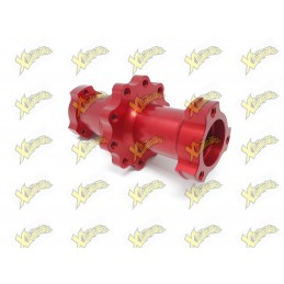 Red TCM rear hub for DM...