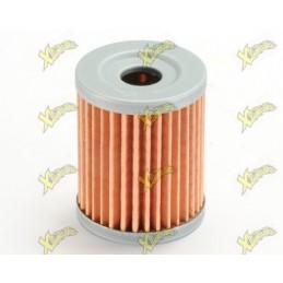 Paper oil filter Yamaha 400...