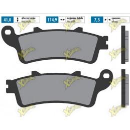 Polini brake pads for Honda...