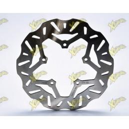 Peugeot brake disc diameter...