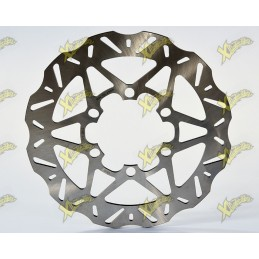 Piaggio brake disc diameter...