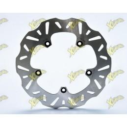 Yamaha brake disc diameter...