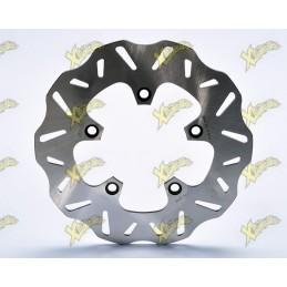 Kymco brake disc diameter...