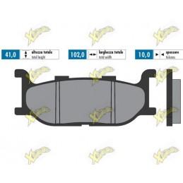 Brake pads Yamaha Majesty,...