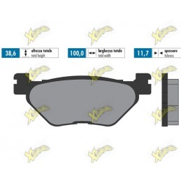Brake pads Yamaha T Max