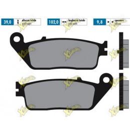 Kymco X Citing brake pads