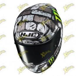 Helmet Hjc rpha 11 Crutchlow Silverstone edition