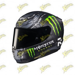 Hjc rpha 11 Crutchlow replica black helmet
