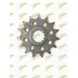 Perforated PBR sprocket for chain pitch 520 (z14 z15 z16 z17 z18 z19)