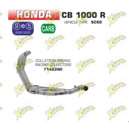 Collettori racing Honda CB...