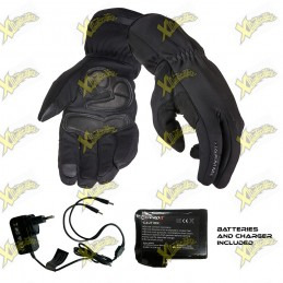 Urban heated gloves Warmme
