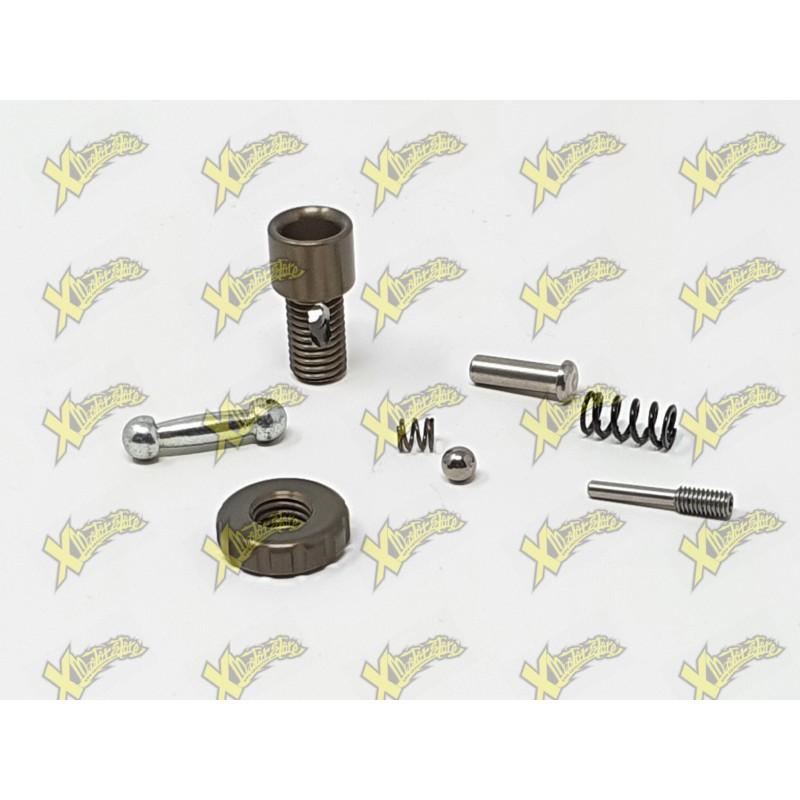 Formula pump adjustment lever kit