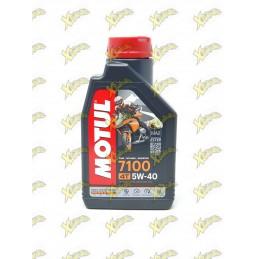 Motul 7100 4T 5W-40 oil