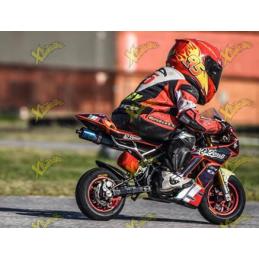 Filtro aria minimoto da competizione X-F red