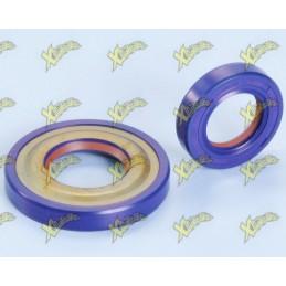 Serie paraoli Polini per Ptfe/Fkm, albero motore Vespa 50/125, diametro 20 mm