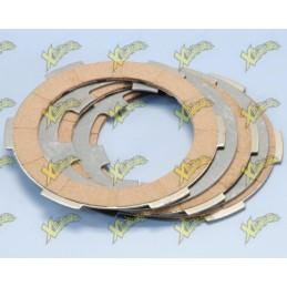 Vespa 50 FL / Ape 50 FL clutch discs (3 discs)