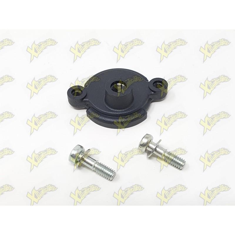 Dellorto phbg gas valve cover. The original Dellorto cover for all size phbg carburetors. Code: 53031.78
