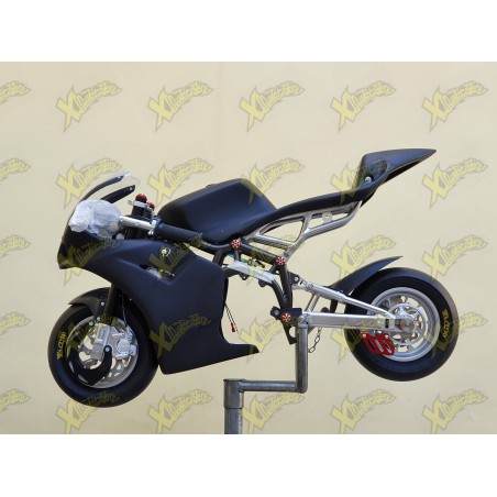 Chassis Midi Factory-R Dm water hydraulic brakes