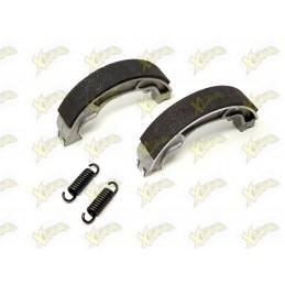 Honda brake pads (with springs)