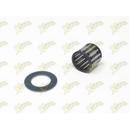 Cage rollers reverso clutch bell