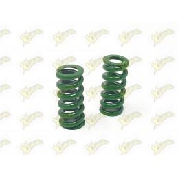 Molle frizione verdi filo 2,2mm