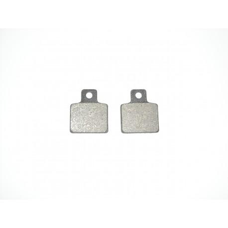 Pastiglie freno carbonio per freni meccanici DM / Brake pads carbon for mechanical brakes DM