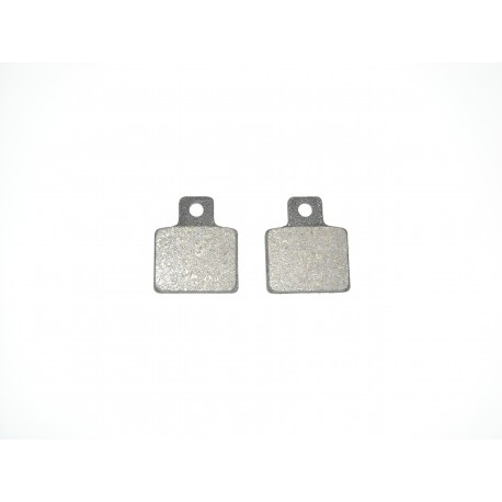 Pastiglie freno carbonio per freni meccanici DM / Brake pads carbon for mechanical brakes DM