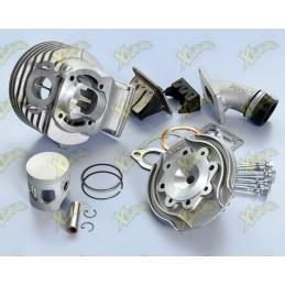 Polini cylinder kit for Vespa 125 2t Primavera Et3 140.0227