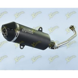 Polini exhaust for Yamaha N max 125 155 euro 4 from 2017