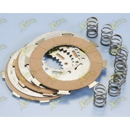 Vespa PE 200 clutch discs...