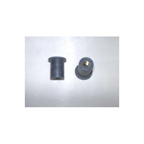 COPPIA BOCCOLE FILETTATE A TIRARE PER CARENA - TORQUE BUSHINGS THREAD PULLING FOR HULL