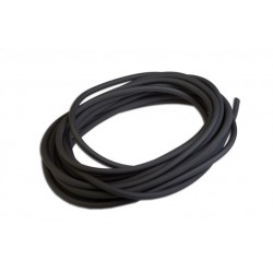 Tubo benzina nero 1 mt. 5x8.5 - Black Fuel hose 1 mt. 5x8.5