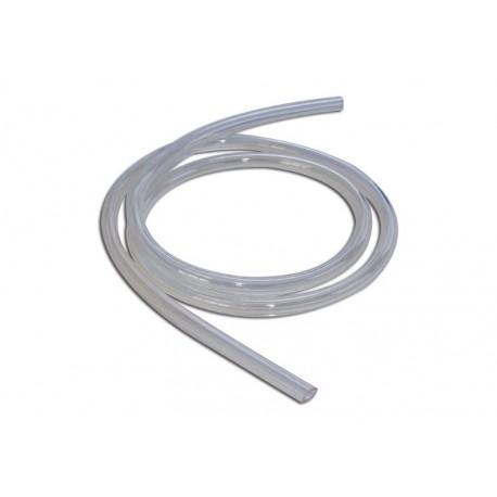 Tubo benzina trasparente D.5x8.5 MT 1 - transparent petrol hose D.5x8.5 MT 1