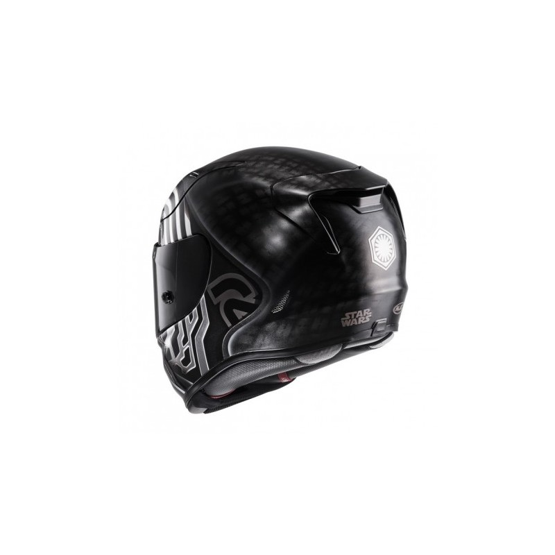 helmet hjc rpha 11 kylo ren mc 5sf star wars limit edition. Black Bedroom Furniture Sets. Home Design Ideas