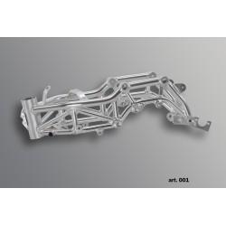 Telaio Midi In Alluminio Anodizzato
