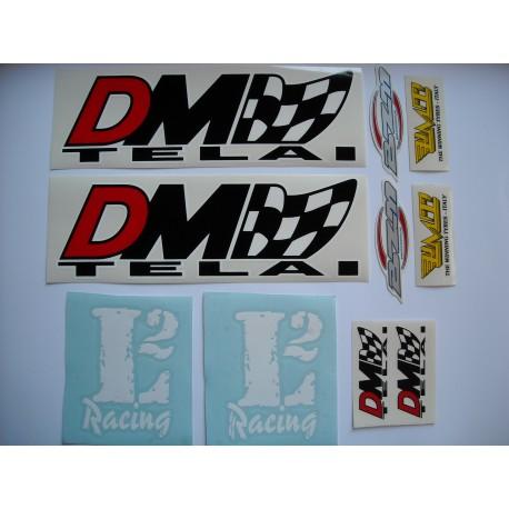 Kit adesivi Factory DM
