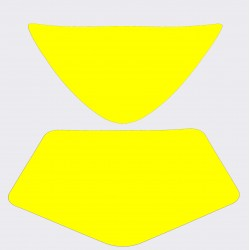 tabelle portanumeri DM ( colore a scelta )