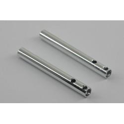Coppia manubri ricambi alluminio anodizzato DM