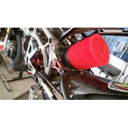 filtro aria racing  X-F red - air filter racing X-F red