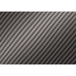 Foglio adesivo effetto carbonio 35x50cm