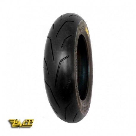"100/90R12 soft semi-slick ""Blackfire"""