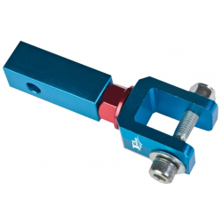 Minarelli shock absorber, Pgt, Cpi 80mm blue