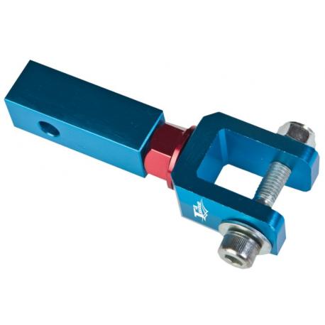Rialzo ammortizzatore Minarelli, Pgt, Cpi 80mm blu