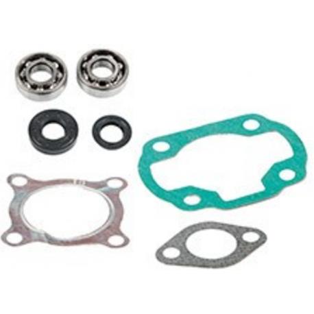 Skf Bearing Kit + cylinder gasket Mbk Ovetto