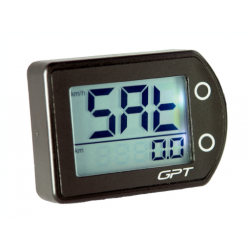 Universal digital speedometer