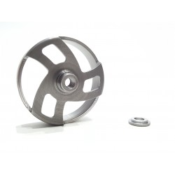 XRacing M10 clutch bell with bushing
