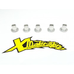 Kit distanziali carena 5 pz/Spacer Kit fairing 5 pcs