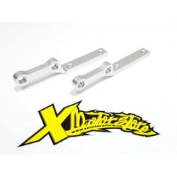 Coppia Supporto Parafango Anteriore Ox Alluminio DM