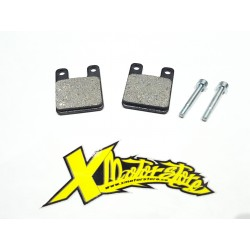 Coppia pastiglie freni meccanici minimoto polini - Couple brake pads mechanical minimoto polini 144.750.008